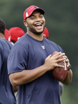 That trade for Richard Seymour by the Raiders might not have been so outrageous, afterall.