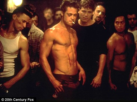 Bradd Pitt (Fight Club)