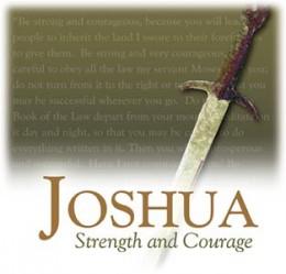 Passage: Joshua 1:1-9