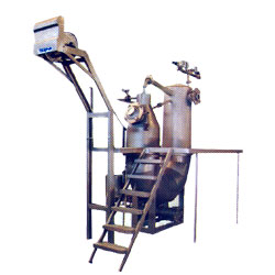 The Jet Dyeing Machine for cotton fabrics.