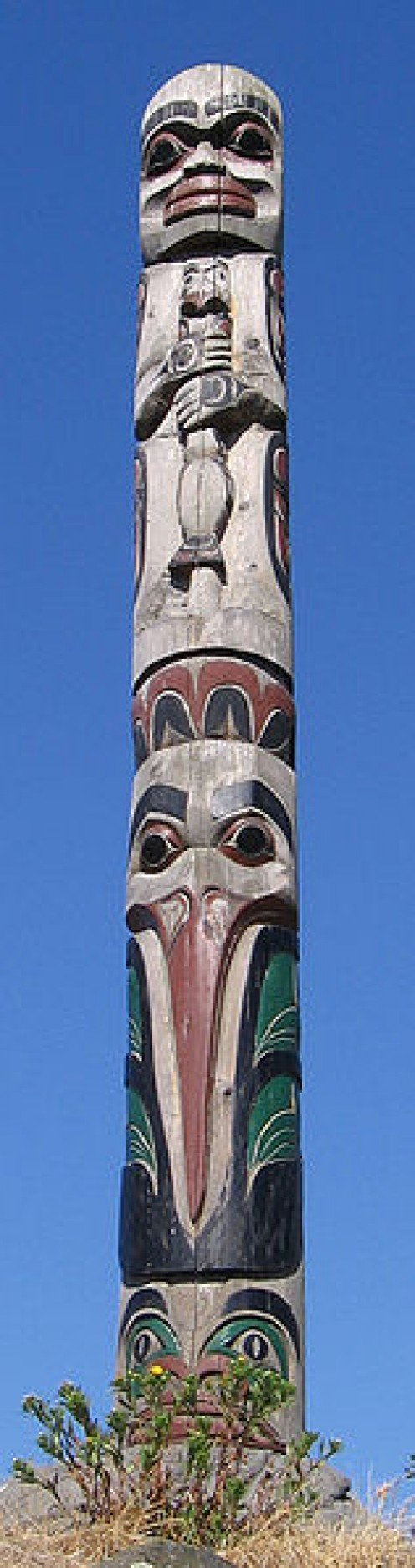 Royal British Columbia Museum and up-island installations.