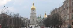 Kyiv's Saint Sophia.