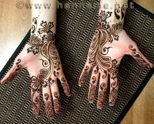 Beautiful Mehndi Designs for