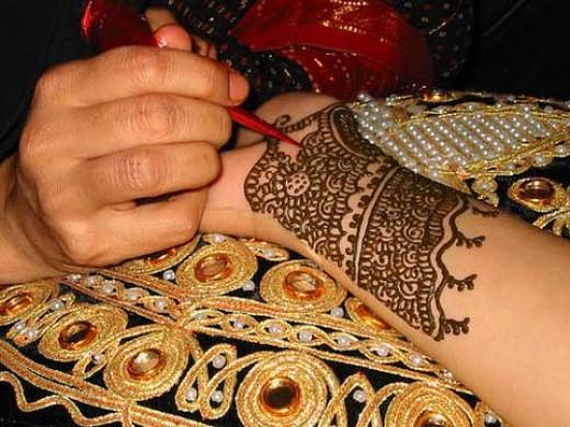 Mehndi Designs Hands 1