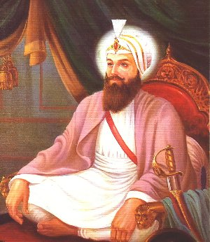 Guru Har Rai-Seventh Saint of Sikhs
