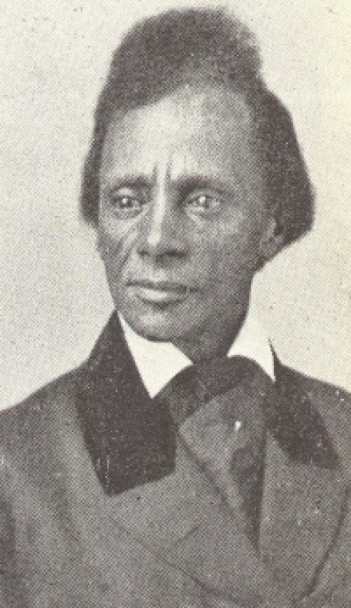 American abolitionist Charles Lenox Remond (18101882)