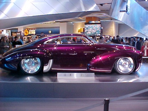 Holden Efijy at the 2007 North American International Auto Show
