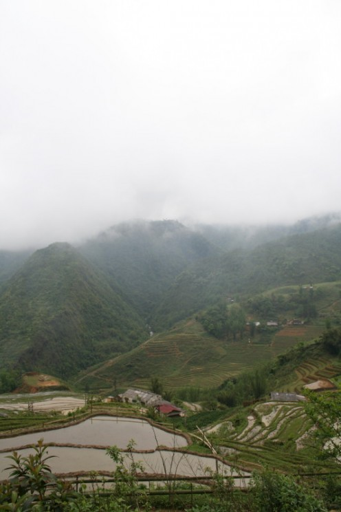 The mists of Sapa.
