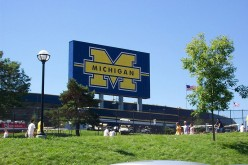 Ann Arbor, Football Rival of The Ohio State Buckeyes