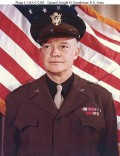 US History: President Dwight D. Eisenhower, WWII General