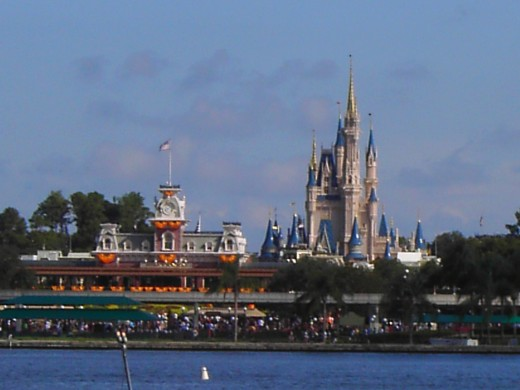 The Magic Kingdom (photo by talfonso)