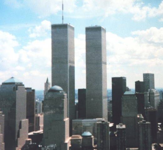 WTC before 9/11/2001