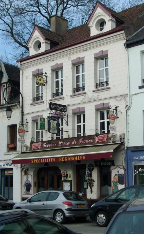Les Remparts - L'Ecu De France