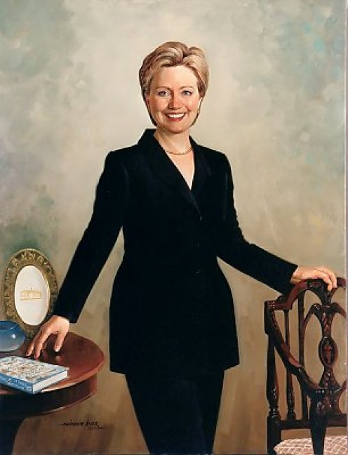 Official Whitehouse Portrait