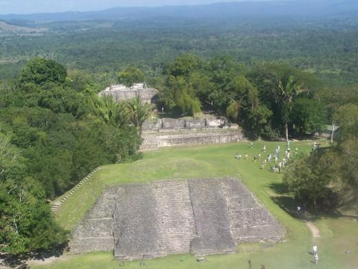 Mayan Ruins of Xunantunich (Belize)