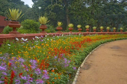 Another part of LAL bagh