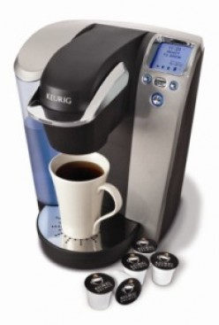 Keurig one-cup brewers, the latest in coffee machine technology