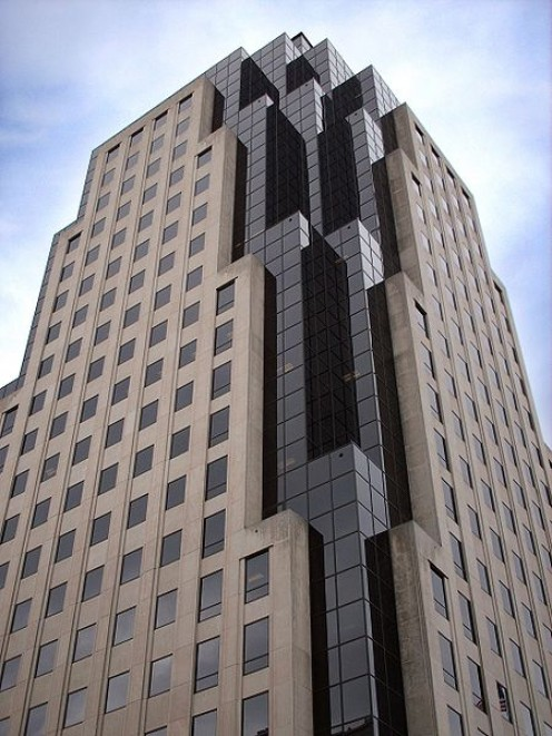 Regions Tower, Downtown Shreveport