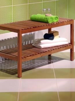 Mold-Free bathroom