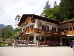 A typical Austrian Gastof in the Tirol
