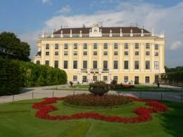 Schonnbrun Palace Vienna