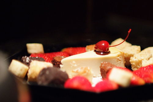 The Fondue Experience Is Both Romantic And Fun