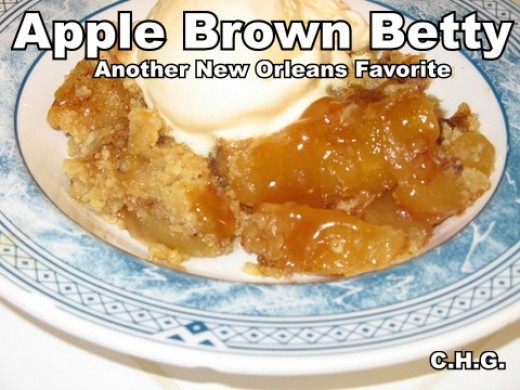 Apple Cinnamon Brown Betty Recipe — Dishmaps