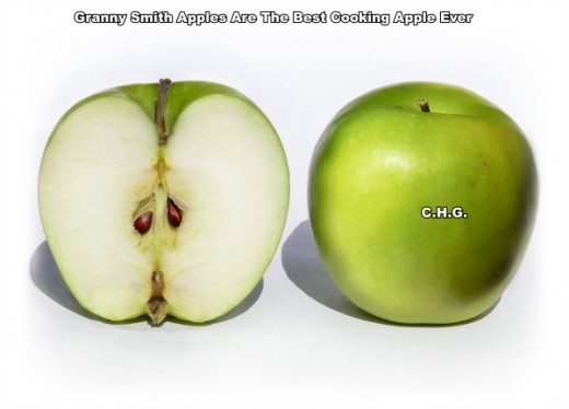 Granny Smith Apples Are The Most Delicious Apple To Cook With There Is.
