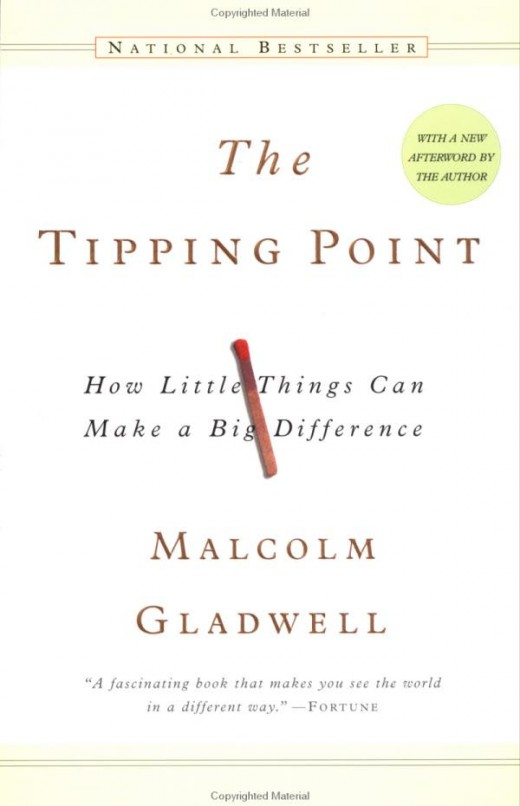 the tipping point malcolm gladwell executive summary hubpages