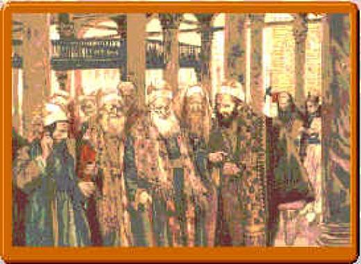 First-century Pharisees