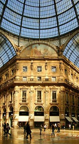 Galleria Vittoria Emanuele ll, Milan
