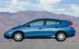 Honda Insight. Assisted Hybrid