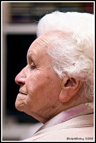 Senior Citizen by blackpitshooting