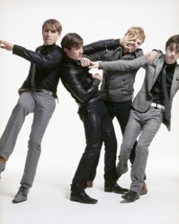 Franz Ferdinand were at the Adelphi in 2008