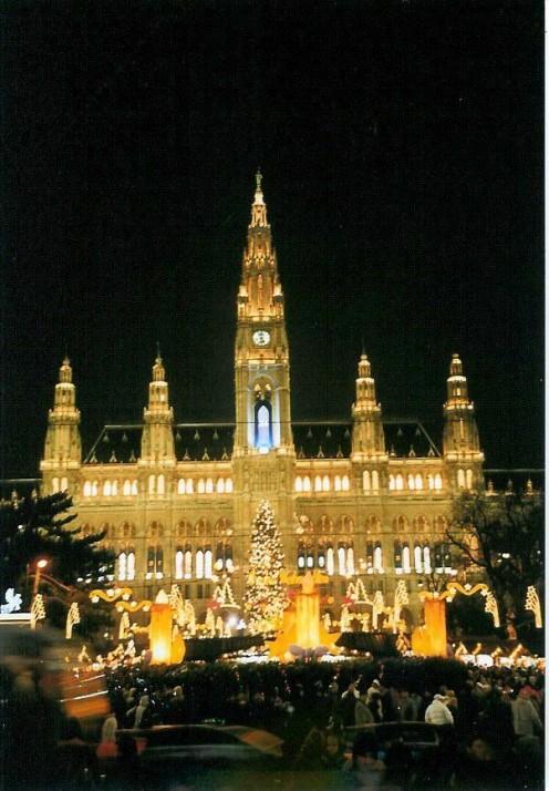 Vienna Rathaus (Town Hall)
