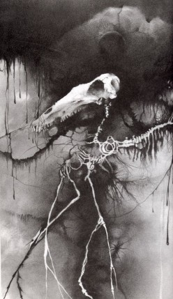The Haunted Gallery: Creepy Art