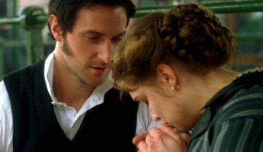 "Richard Armitage in BBC's mini-series ""North and South"""