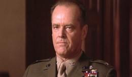 Jack Nicholson as Colonel Nathan R. Jessup