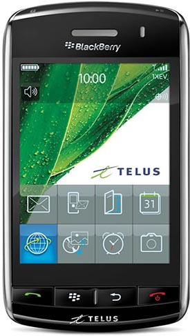 Blackberry Storm 9530  For more details, continue reading hub.