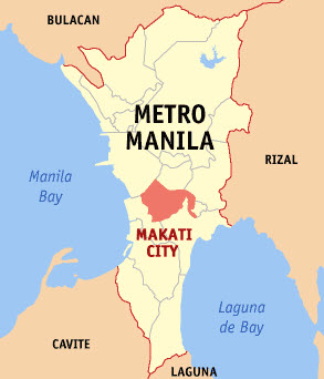 Makati City Map