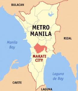Makati City Map