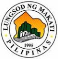 Seal of the City of Makati, vernacular version