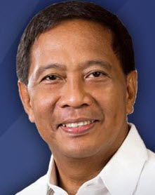 "Makati City Mayor Jejomar ""Jojo"" Binay"