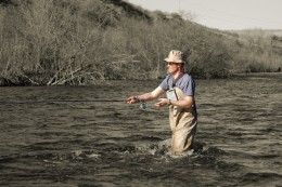 The right fly line makes casting easier and accurate