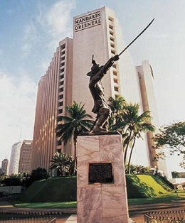 Mandarin Oriental Manila Hotel