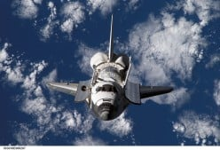 The Last Space Shuttle Mission