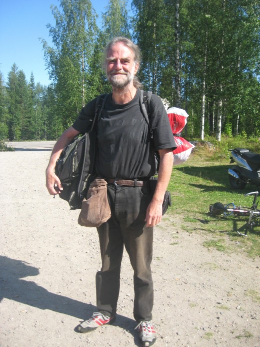 In Lapland, Summer 2009