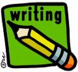 Never stop writing!