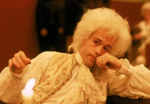 Mozart's pure genius unraveling