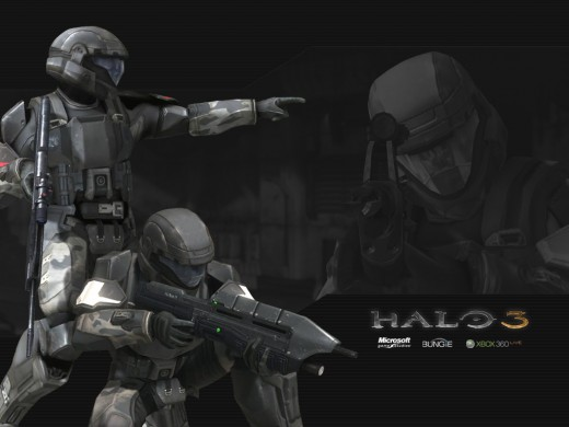 halo 3 odst wallpaper. ODST Wallpaper